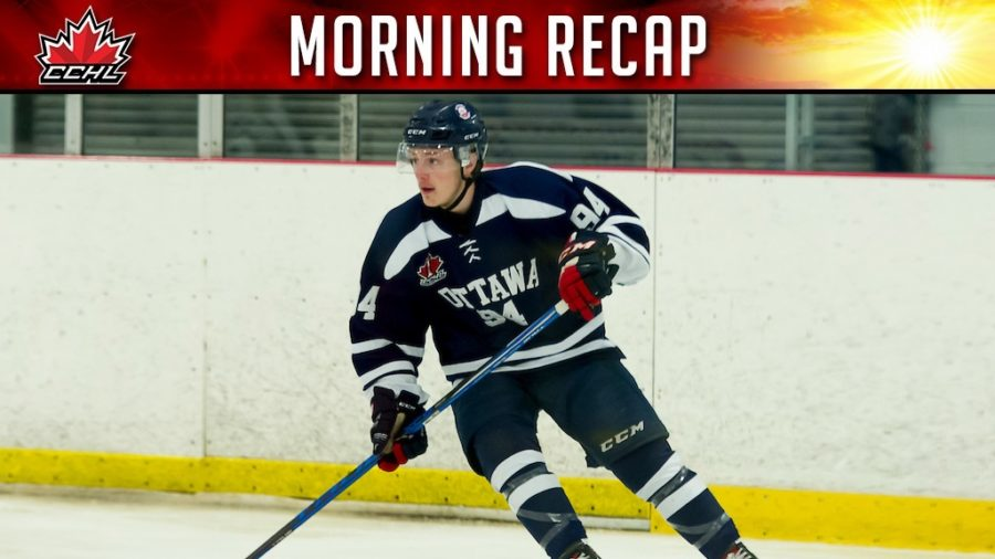 Wednesday Recap | Braves win 12th straight, Jr Senators and Raiders also victorious