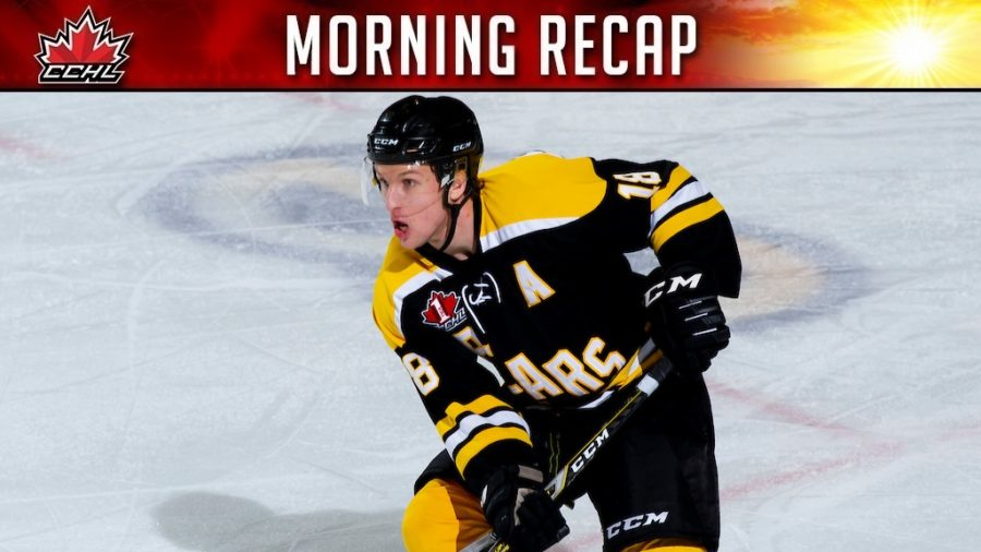 Morning Recap | Bears victorious in overtime