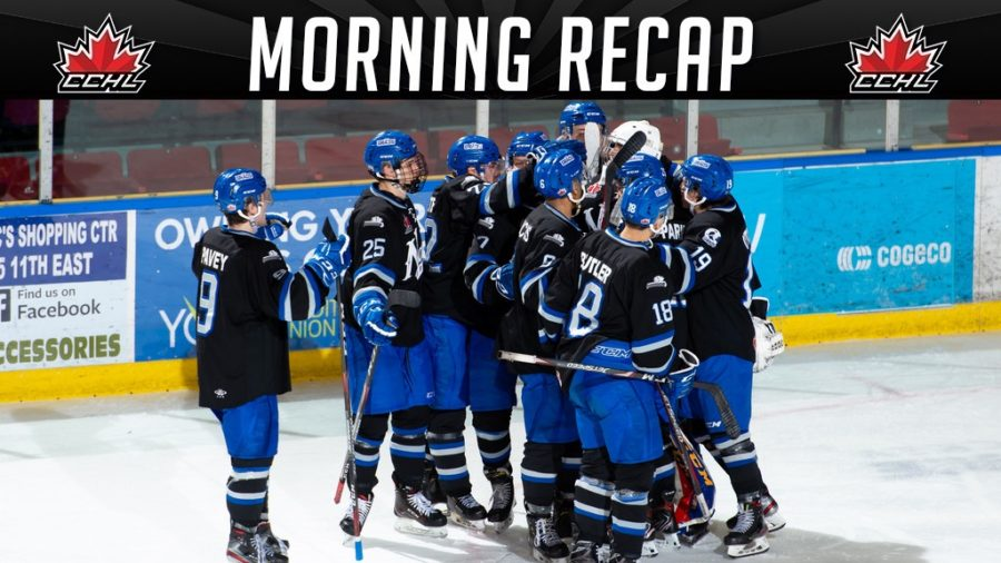 Morning Recap | Grads and Lasers victorious Thursday night