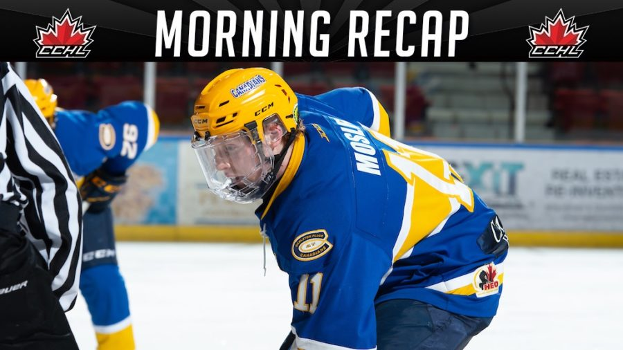 Morning Recap | Busy Friday Night with 10 teams in action